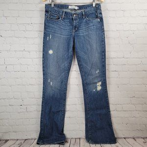 Abercrombie & Fitch 6L Madison Distressed Jeans